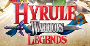 Hyrule Warriors Legends for 2DS, 3DS and 3DS XL from Nintendo eShop - Download Now at GAME.co.uk!