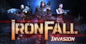 Iron Fall Invasion for Nintendo 3DS - Download Now at GAME.co.uk!
