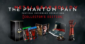 Metal Gear Solid V: The Phantom Pain - Preorder Now at GAME.co.uk!