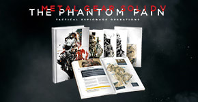 Metal Gear Solid V Collector's Edition Strategy Guide - Preorder Now - Only at GAME.co.uk!