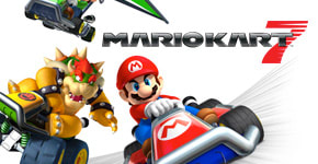 Mario Kart 7 for Nintendo 3DS - Download Now at GAME.co.uk!