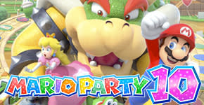 Mario Party 10 for Nintendo Wii U - Download Now at GAME.co.uk!