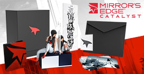 Mirror's Edge Catalyst on Xbox One, PS4 and PC – Pre-order now at GAME.co.uk