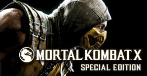 Mortal Kombat X - Preorder Now at GAME.co.uk!