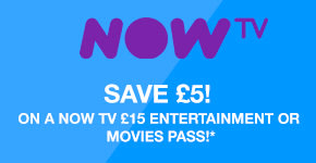 Now TV Save £5