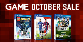 October Sale for PlayStation VITA - Buy Now at GAME.co.uk!