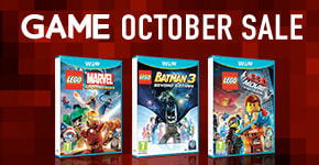 October Sale for Nintendo Wii U - Buy Now at GAME.co.uk!