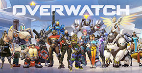 Overwatch – Pre-order now at GAME.co.uk