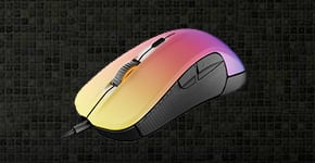 SteelSeries Rival 300 - CS:GO Fade Edition  - Buy Now at GAME.co.uk!