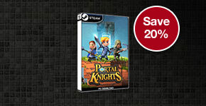 Save 20% on Portal Knights for PC Download - Download Now at GAME.co.uk!