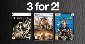 PC Games 3 for 2