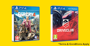 2 for �15 on pre-owned PS4 games - Buy Now at GAME.co.uk!