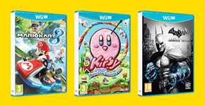 Pre-owned Wii U games - Buy now at GAME.co.uk!