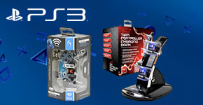 Accessories for PlayStation 3 - Available Now at GAME.co.uk!