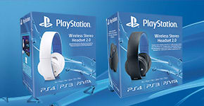 Gaming Headsets for PlayStation 4 - Buy Now at GAME.co.uk!