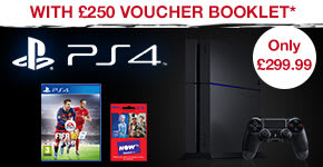 PlayStation 4 Family Bundles - Buy Now at GAME.co.uk!