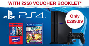 PlayStation 4 Family Bundle - Buy Now at GAME.co.uk!