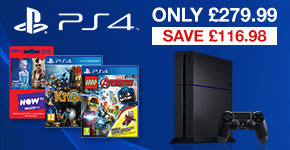 PS4 500GB and 1TB Console bundles available – Buy now at GAME.co.uk!
