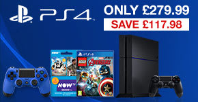 PS4 500GB and 1TB Console bundles available ? Buy now at GAME.co.uk!