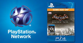 Batman Arkham Knight Season Pass for PlayStation 4 - Download Now at GAME.co.uk!