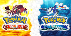 Pokémon Omega Ruby & Pokémon Alpha Sapphire for Nintendo 3DS - Download Now at GAME.co.uk!
