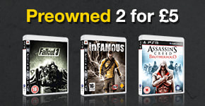Deals & Offers for PlayStation 3 - Buy Now at GAME.co.uk!