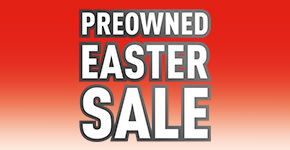 Preowned Easter SALE