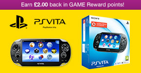 PlayStation Vita - at GAME.co.uk