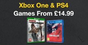 Preowned Games from £14.99