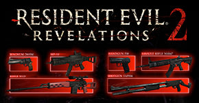 Resident Evil Revelations 2 for PlayStation 4 - Preorder Now at GAME.co.uk!