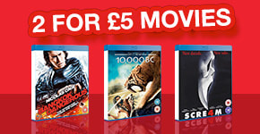 2 for £5 Movies