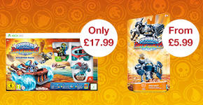 Skylanders Superchargers Deals - Skylanders  Superchargers Starter Packs only £17.99 - Buy Now at GAME.co.uk!