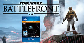 Star Wars Battlefront Season Pass for PlayStation 4 - Download Now at GAME.co.uk!