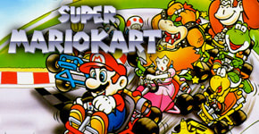 Super Mario Kart for Nintendo Wii U - Download Now at GAME.co.uk!