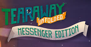 Only at GAME - Tearaway Unfolded - Preorder Now at GAME.co.uk!