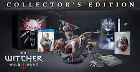 Only at GAME - The Witcher 3: Wild Hunt Collector's Edition for PlayStation 4 - Preorder Now at GAME.co.uk!