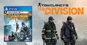 Tom Clancy's The Division - Only at GAME for PS4 - Pre-order Now at GAME.co.uk!