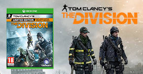 The Division Special Edition - Only at GAME for Xbox One - Pre-order Now at GAME.co.uk!