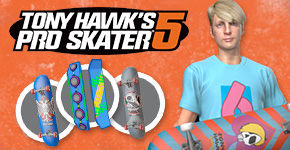 Tony Hawk's Pro Skater 5 - Preorder Now - Only at GAME.co.uk!
