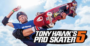 Only at GAME -Tony Hawks Pro Skater 5 - Preorder Now at GAME.co.uk!