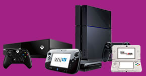 Trade-In your consoles at GAME!