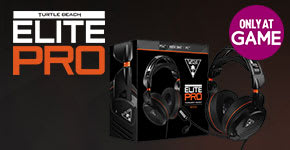 Turtle Beach Elite Pro Gaming Headset - Only at GAME - Pre-order now!