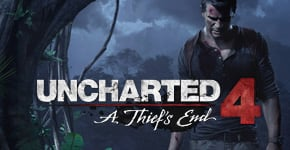 Uncharted 4: A Thieves End only on PS4 available 29th April 2016 – Pre-order Now at GAME.co.uk