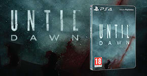 Only at GAME - until Dawn- Preorder Now at GAME.co.uk!