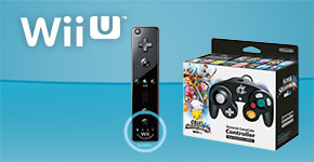 Wii U Accessories - Order Now at GAME.co.uk!
