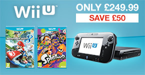 Nintendo Wii U Console Bundle available - Buy Now at GAME.co.uk!