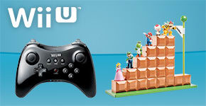 Wii U Accessories Order Now at GAME.co.uk!