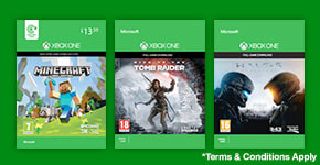 20% off Xbox One Downloads when you buy two selected digital games - Terms and Conditions apply - Download now from GAME.co.uk!