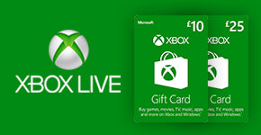 Xbox LIVE Wallet top-up for Xbox One and Xbox 360 - Download Now at GAME.co.uk!
