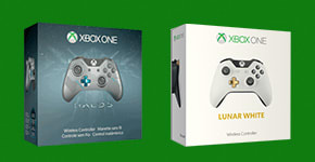 Controllers for Xbox One - Buy Now at GAME.co.uk!